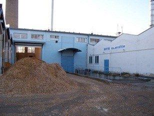 Využití biomasy v soustavě zásobování teplem